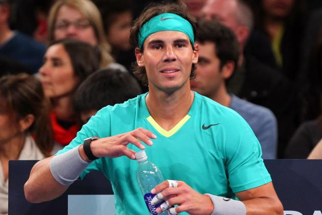 Nadal and Federer Set to Meet in Paribas Quarterfinals