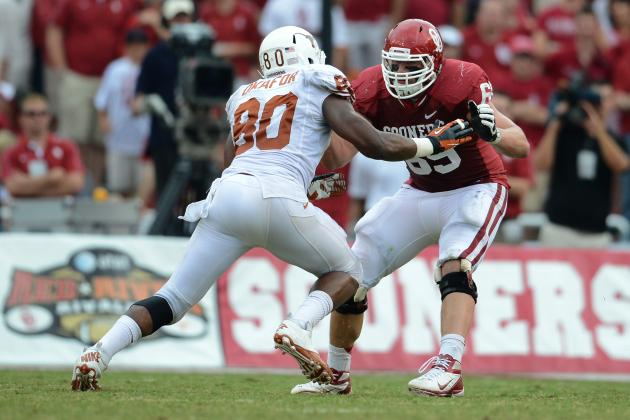 How Lane Johnson Can Become the Best Offensive Tackle in the 2013 Class