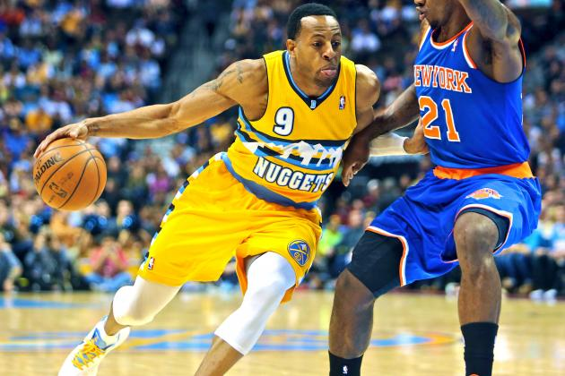 New York Knicks vs. Denver Nuggets: Live Score, Results and Game Highlights