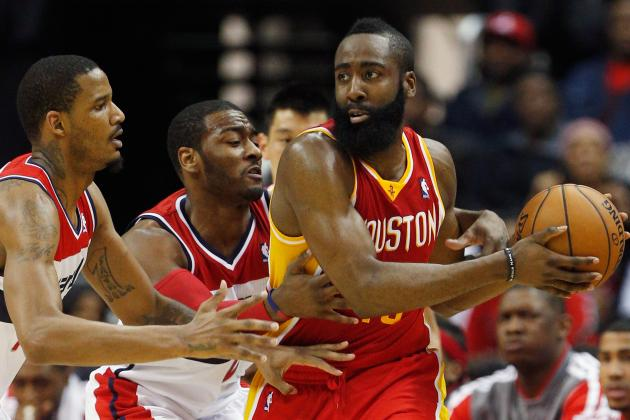Potential Disasters That Could Ruin the Houston Rockets' Season