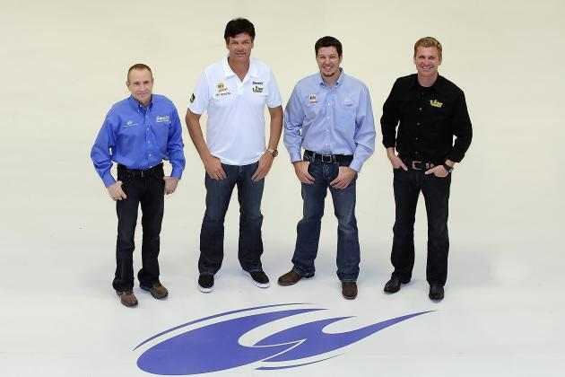 Michael Waltrip Enjoying Team's Success, Touts Promotion for Aspiring Racers