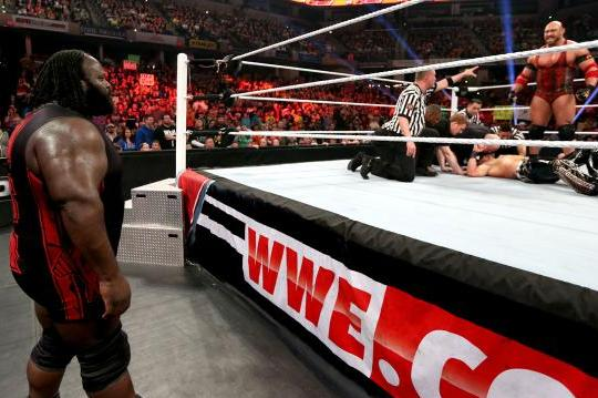 Mark Henry vs. Ryback Could Steal the Show at WrestleMania 29