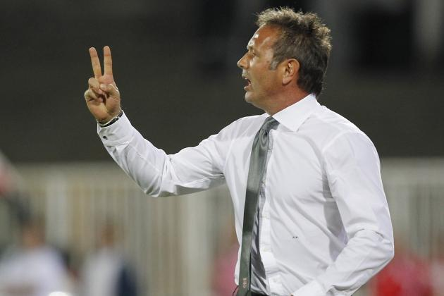 Mihajlovic Wants Inter Job, But…
