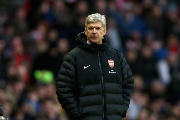 Arsenal Manager Arsene Wenger Will See out Contract at Emirates