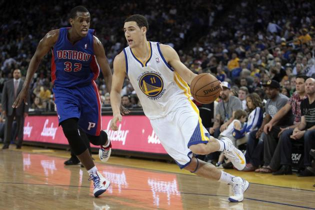 Pistons' Inability to Make Easy Shots, or Stop Golden State, Ends Predictably