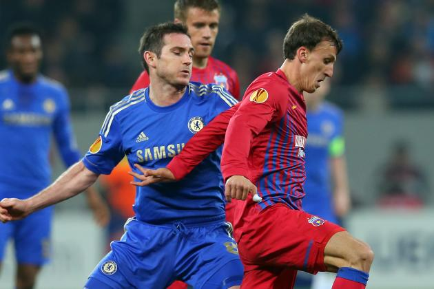 Europa League: Previewing Chelsea vs. Steaua Bucharest