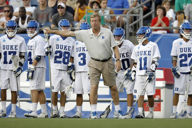 NCAA Lacrosse Game Recap: No. 17 Duke Beats No. 6 UNC in Classic Rivalry
