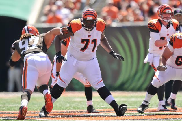 Andre Smith Will Reportedly Re-Sign with Cincinnati Bengals