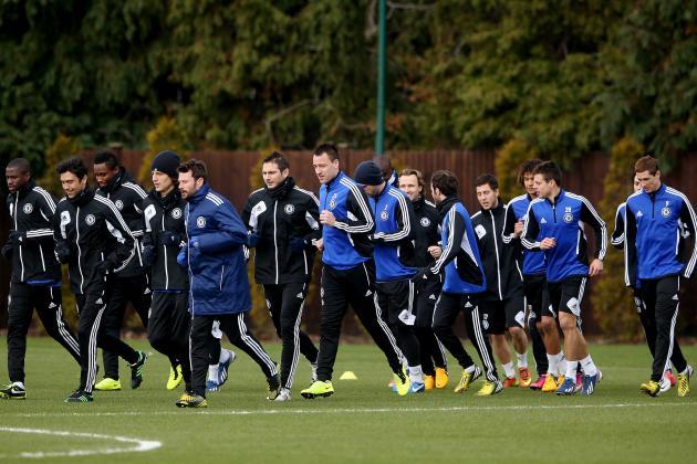 Constructing Chelsea's 2014 EPL Title-Winning Squad