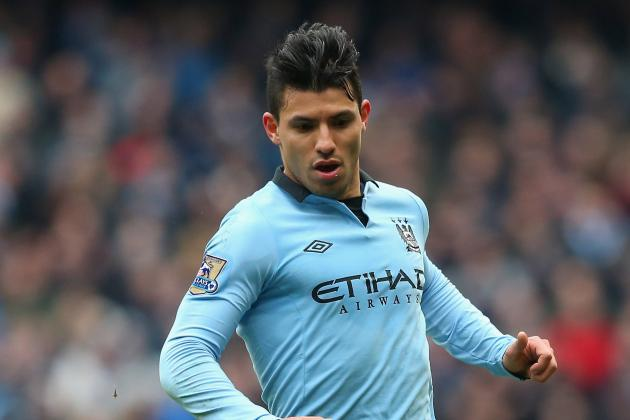 Aguero Up for Madrid Move