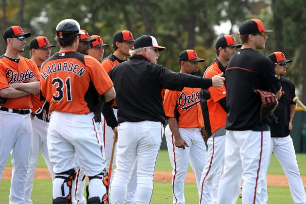 Showalter Brings Oates Family to Spring Training