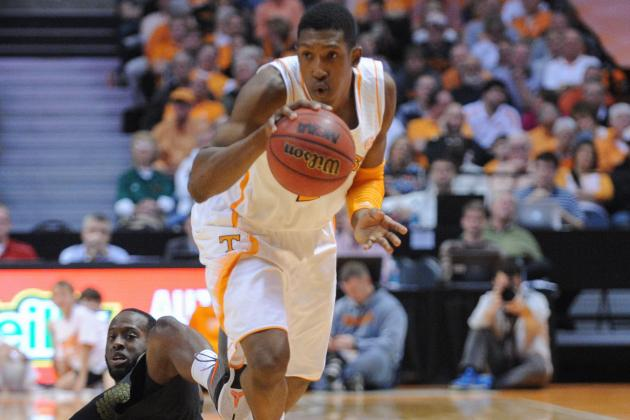 UT Signee Robert Hubbs Says Vols Will 'Do Some Damage' in NCAA Tournament