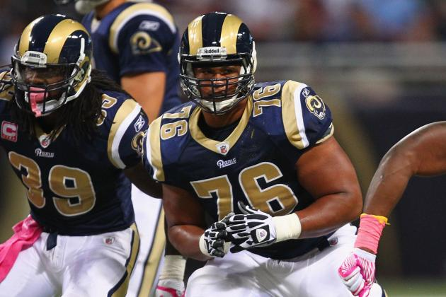 Rodger Saffold's Agent Eases Back from Talk of Trade Demand