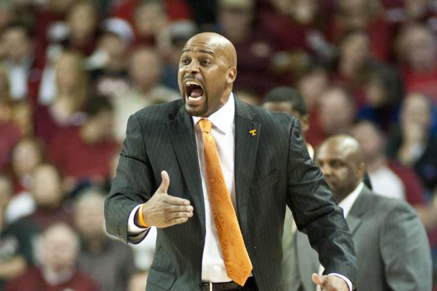 Cuonzo Martin Continues to Lobby NCAA Berth for Vols Prior to SEC Tournament