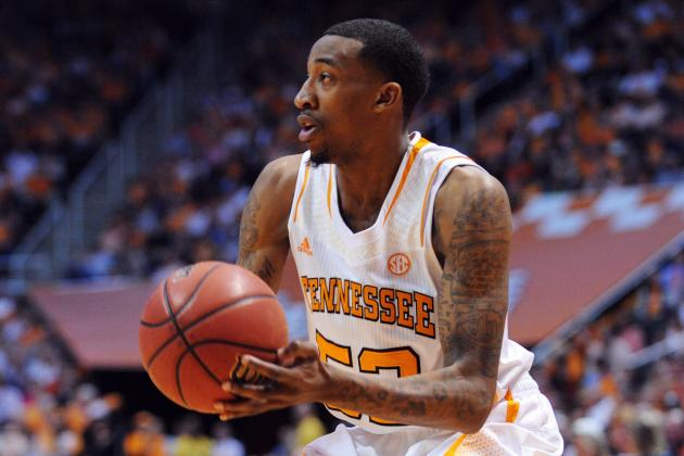 Jordan McRae Passed over for SEC Player of the Year