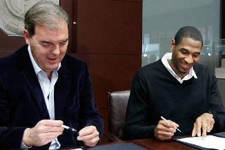 Darden Has Signed His Contract with Real Madrid