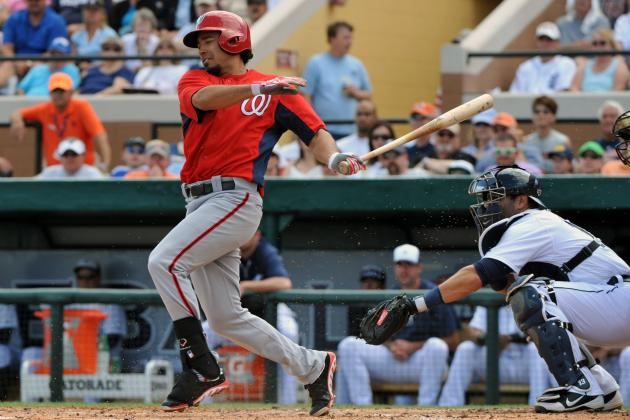 Rendon Among Nats Cuts