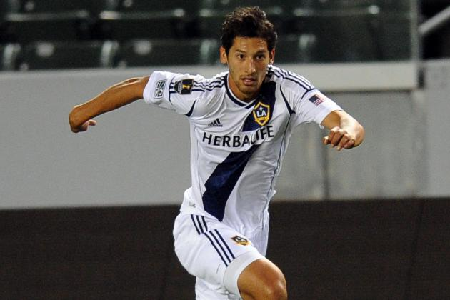 Los Angeles Galaxy Rout Herediano, Reach CONCACAF Semis
