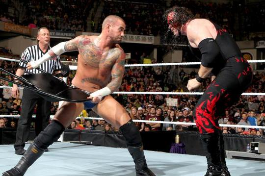 CM Punk May Have Been Injured in Match with Kane on Raw