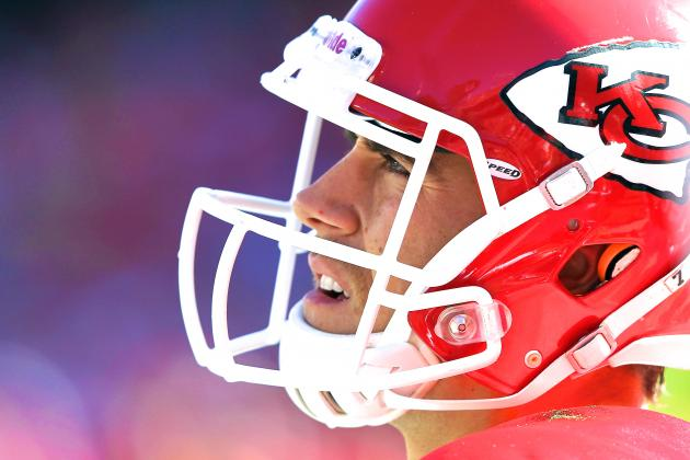 Matt Cassel Released by Kansas City Chiefs