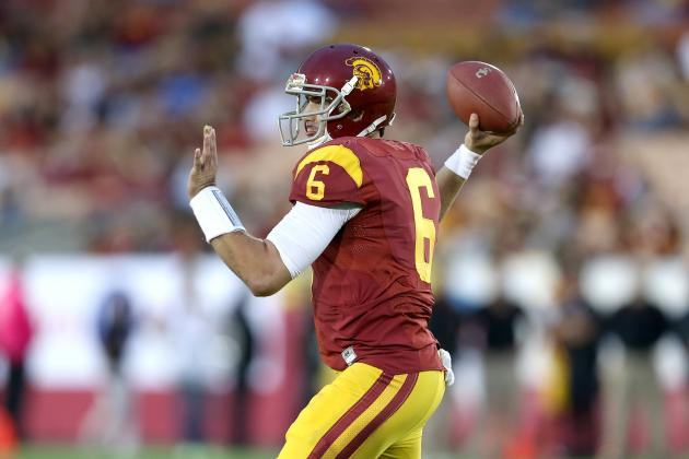 USC Football: Is Fate Finally Smiling on Cody Kessler?