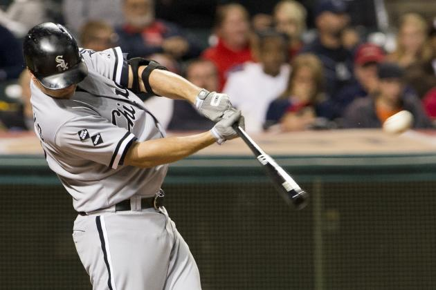Paul Konerko Only 34 HRs Behind Frank Thomas on CWS' All-Time List