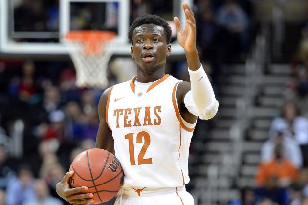 PG Myck Kabongo No. 33 on ESPN's NBA Draft Big Board