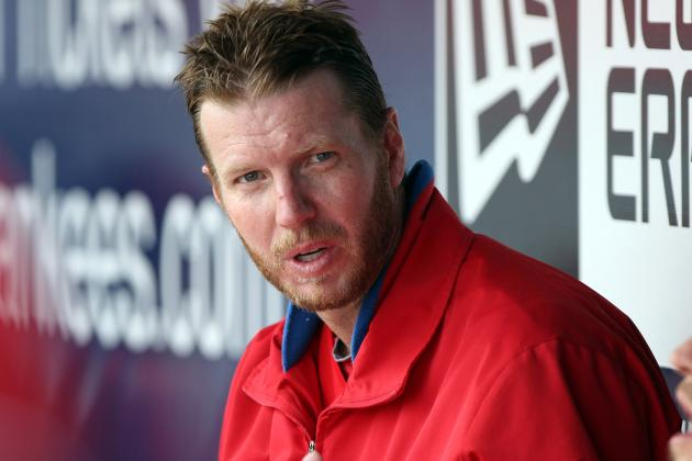 Roy Halladay Isn't Done Just Yet