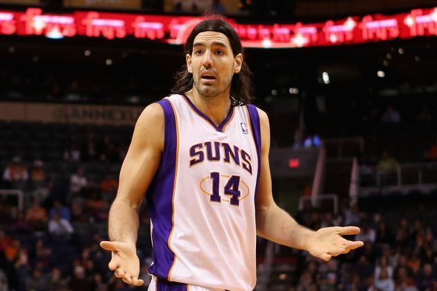 Phoenix Suns Forward Luis Scola's Homecoming Emotional, Bittersweet