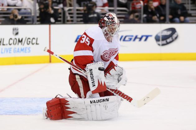 Report: Detroit Red Wings and Jimmy Howard Are Talking About a Long-Term Deal
