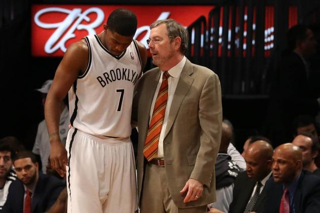 Joe Johnson Is Getting Five Days off to Rest His Sore Heel, Rediscover His Game