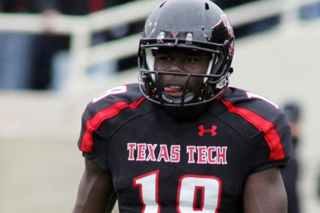 Weak and Strong: Texas Tech Red Raiders