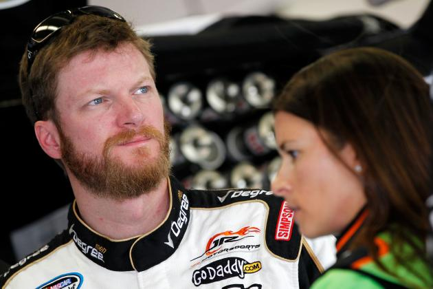Report: Jr. Is NASCAR's Highest Paid Driver, Danica Patrick Makes Top 10