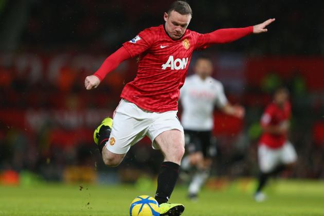 Manchester United Transfer Rumors: Wayne Rooney, Cristiano Ronaldo and More Buzz