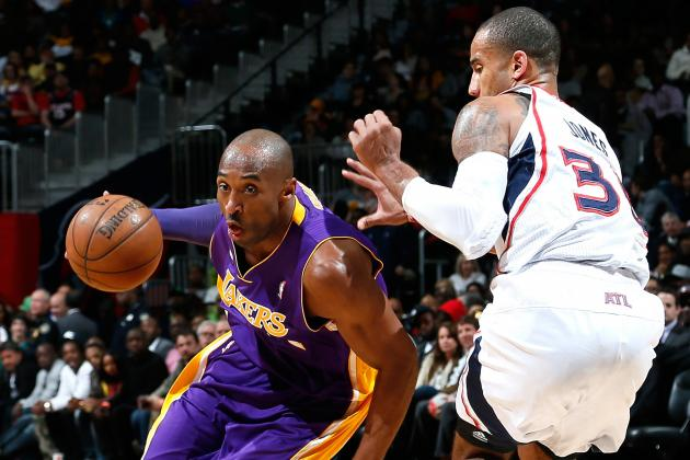 Debate: Was Dahntay Jones' Defense on Kobe Dirty?