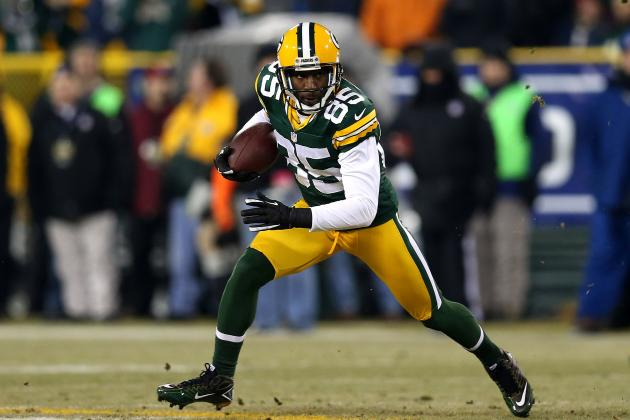 Greg Jennings Would Be Smart Addition to Vikings on Short-Term Contract