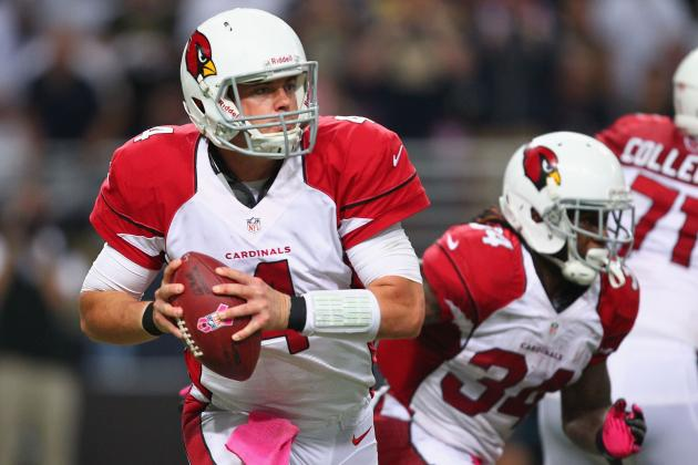 Chicago Bears Must Bring in Kevin Kolb If Arizona Cardinals Decide to Cut QB