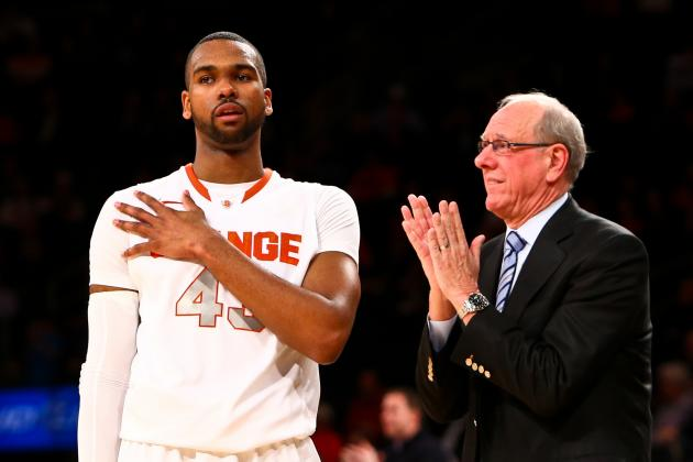 Syracuse Basketball: Why James Southerland Is Orange's Key to Postseason Success