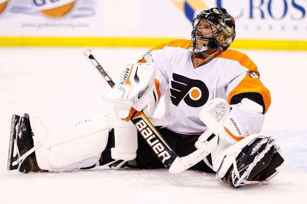 Is Flyers Goaltender Ilya Bryzgalov Talking His Way out of Philadelphia?