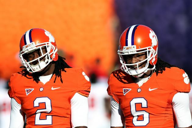 Sammy Watkins' Spring Plans? Be Like DeAndre Hopkins