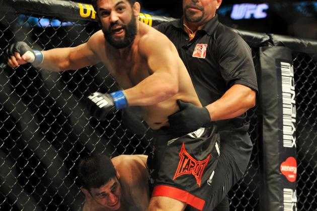 UFC 158 Johny Hendricks: Just Another One-Handed Slugger?