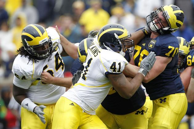 Michigan Loses 4 Players Before Start of Spring Practice