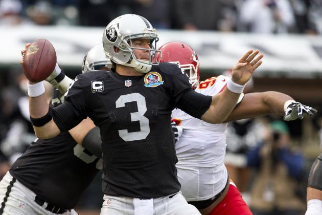 Raiders Rumors: Tracking Complex QB Situation in Oakland