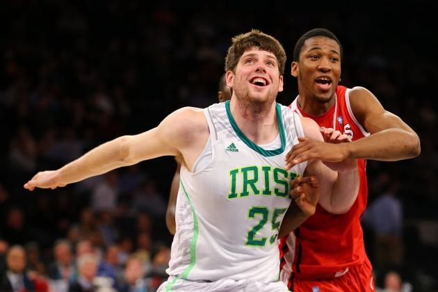Irish Advance At Big East Tourney