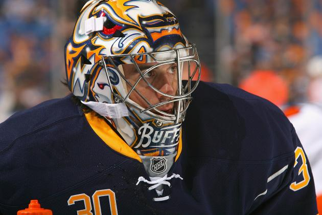 NHL Trade Rumors: Latest on Ryan Miller, Jarome Iginla and League-Wide Buzz