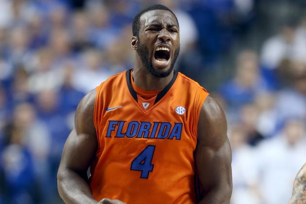 Self-Reflective Young and the Gators Embark on First Step at SEC Tourney
