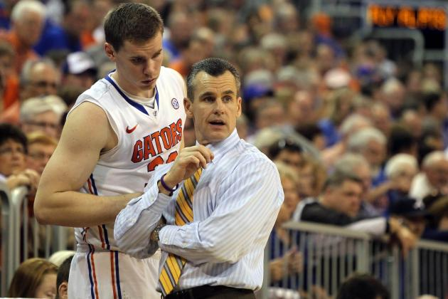 Florida the Favorite in Wide-Open SEC Basketball Tournament