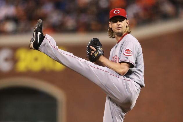 Bronson Arroyo Gets in Pitching, Fielding Work vs. Giants