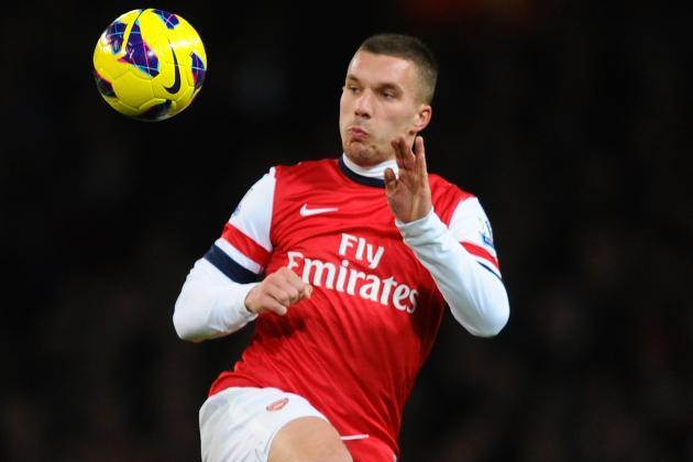 Arsenal Transfer Rumors: Gunners Must Keep Lukas Podolski This Summer