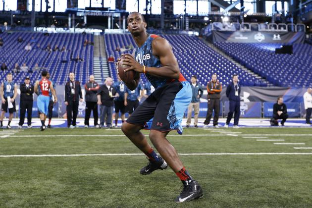Geno Smith's Pro-Day Performance Won't Alter Quarterback's Draft Stock
